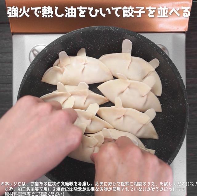 画像7: 【相模原病院管理栄養士 朴先生のコメントつき】ご飯もりもり!可愛すぎて食べられない!?ウサギさん餃子