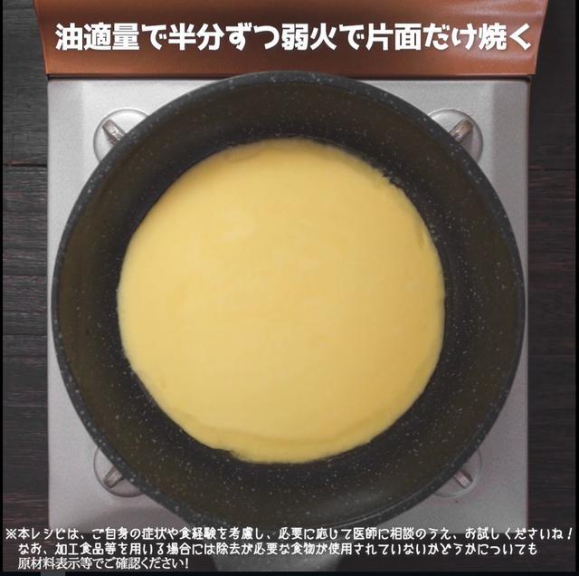 画像6: 【相模原病院管理栄養士 朴先生のコメントつき】オムライスそっくりな見た目がかわいい!卵不使用!オムライス風