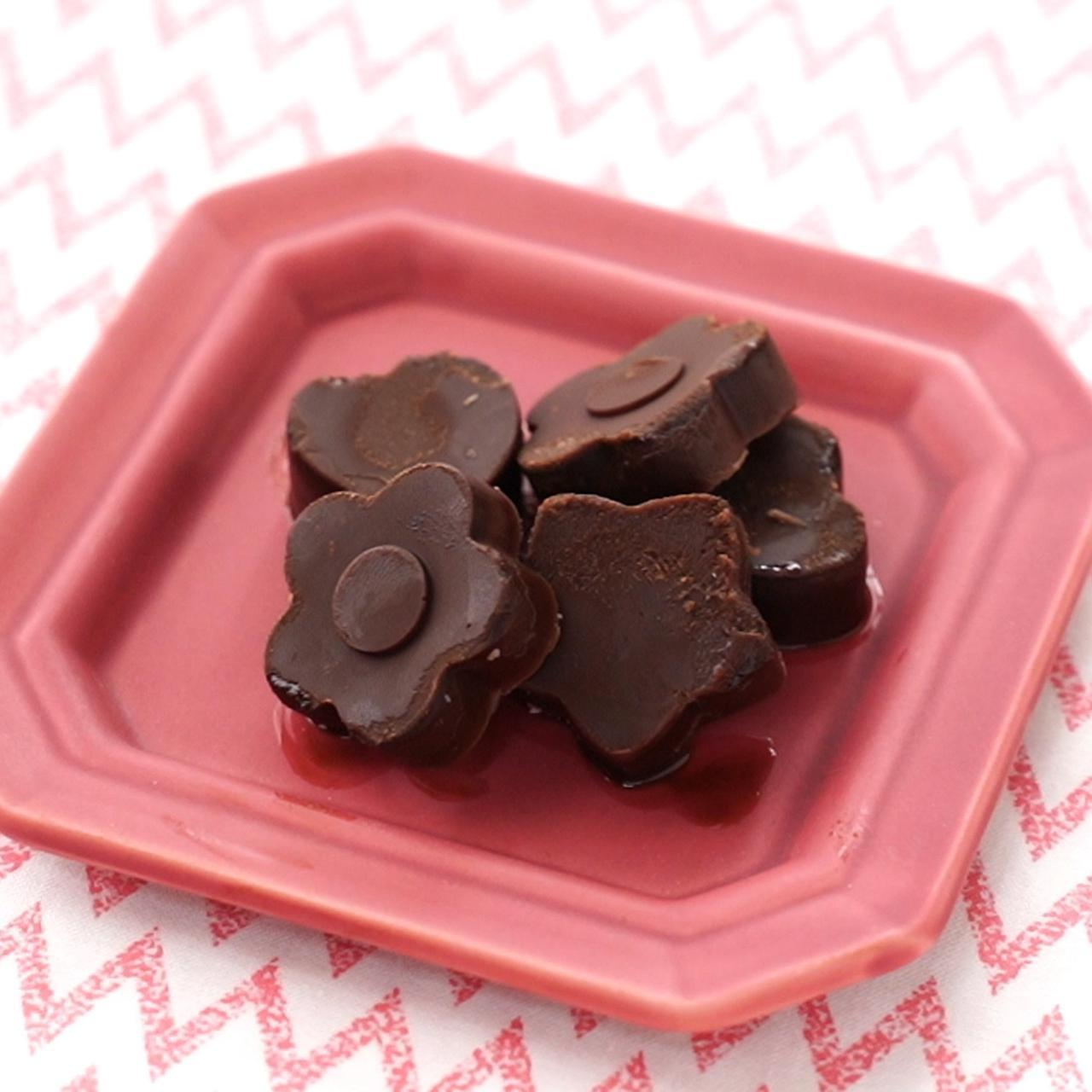 画像: 乳製品不使用!手作り簡単チョコレート - 君とごはん
