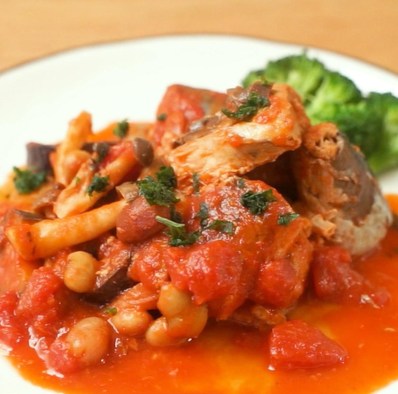 画像: 旨味たっぷり!さばのトマト煮 - 君とごはん