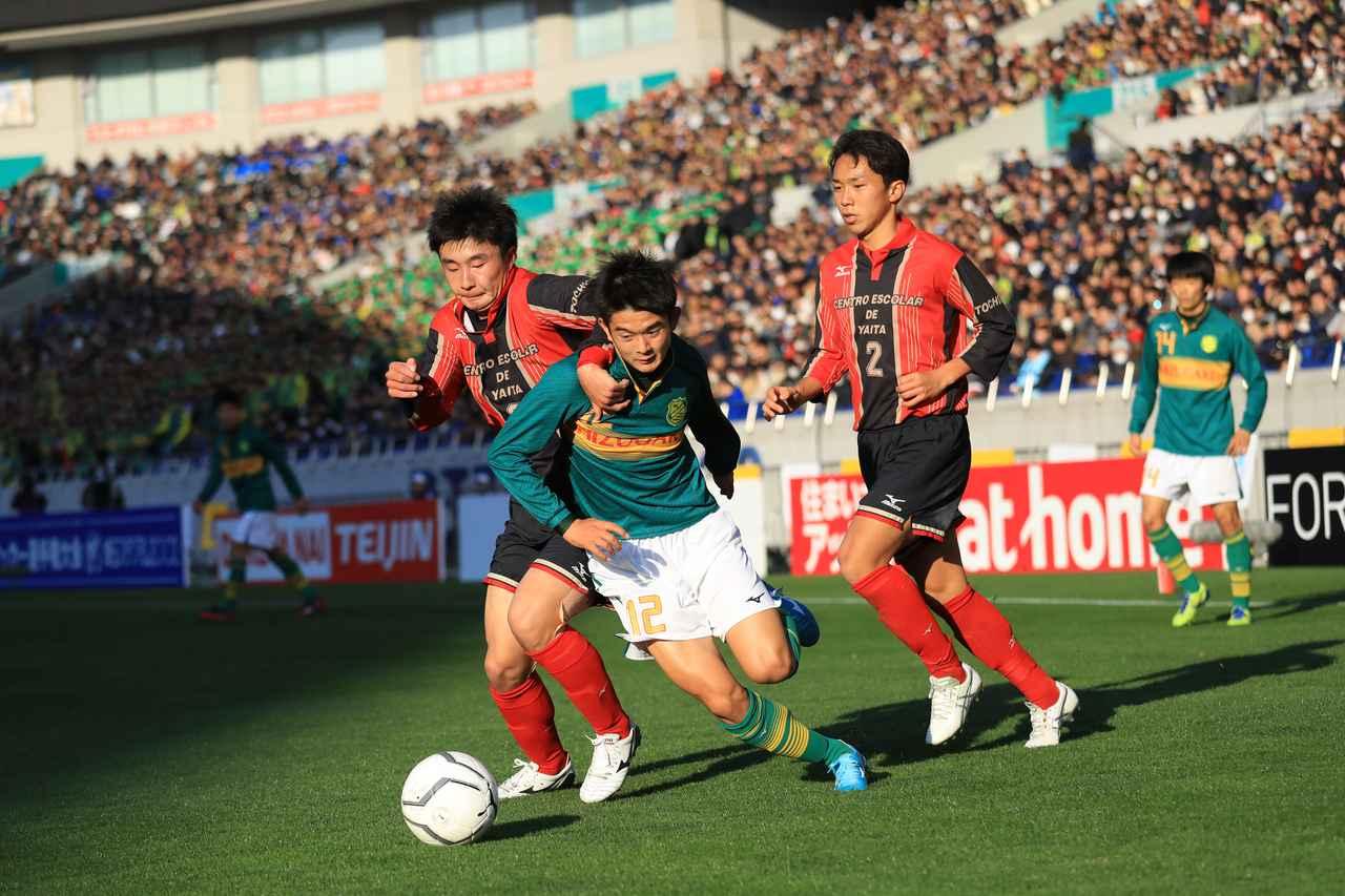 Images : 5番目の画像 - 静岡学園が試合終了直前に矢板中央の堅守を破り、決勝進出(写真◎小山真司、福地和男) - サッカーマガジンWEB