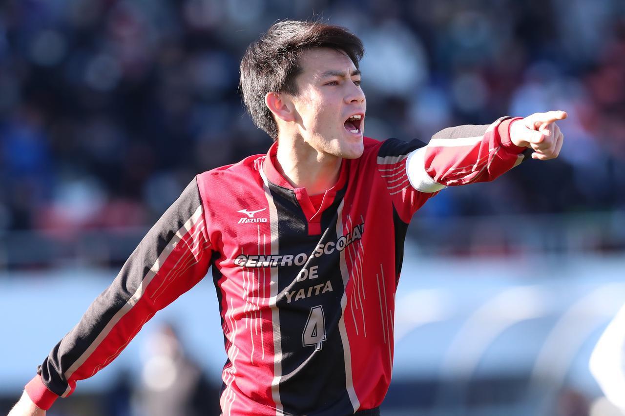 画像: 【11日準決勝】控えから主将、矢板中央の長江「悔しさをぶつけた」 - サッカーマガジンWEB