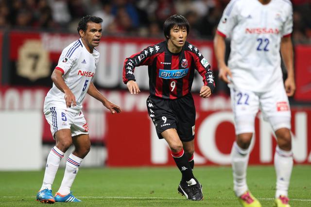 画像: 2012年11月24日、札幌のホーム最終戦で交代出場し、1分間だけプレーした(写真◎J.LEAGUE)
