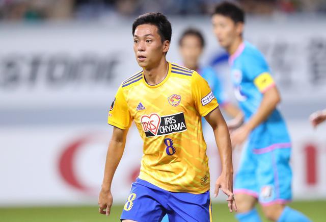 画像: 神戸から加入1年目だった昨季は25試合に先発した松下(写真◎J.LEAGUE)