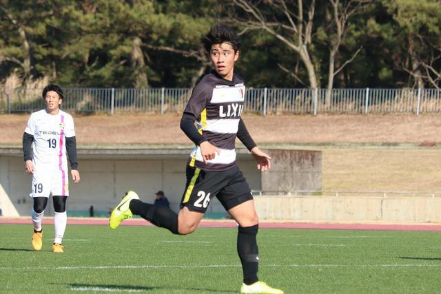 画像: 【鹿島】ゴールでプロの第一歩を踏み出した荒木「ゼロからのスタート」 - サッカーマガジンWEB