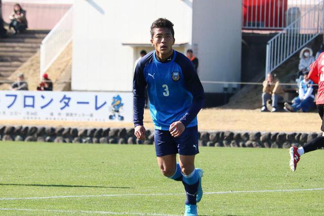 画像: 【川崎F】TMで熊本に大勝。SB出場のイサカ「スタイルは変わらない」 - サッカーマガジンWEB