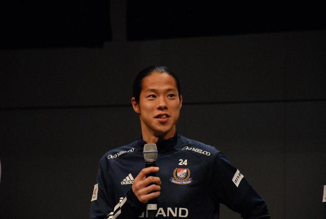画像: 【横浜FM】常勝チームを支える存在に。前貴之「自分の役割を果たす」 - サッカーマガジンWEB