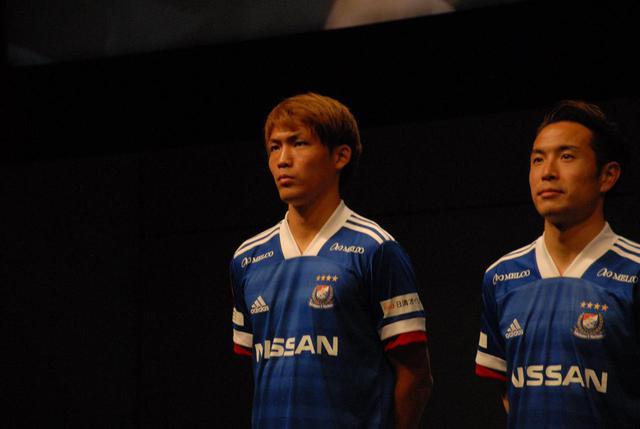 画像: 【横浜FM】最強CBペアと勝負。山本義道「難しいから成長できる」 - サッカーマガジンWEB