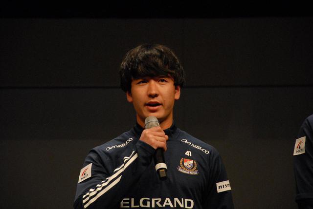 画像: 【横浜FM】強力攻撃陣に挑む仙頭。「何も持たずに来たわけじゃない」 - サッカーマガジンWEB