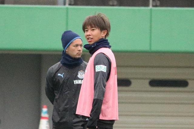 画像: 【磐田】プロ4年目の飛躍を目指すMF針谷「開幕から出場し続けたい」 - サッカーマガジンWEB