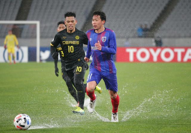 画像: 明治大から今季FC東京へ加入し、ACLプレーオフに先発したMF安部(写真◎J.LEAGUE)