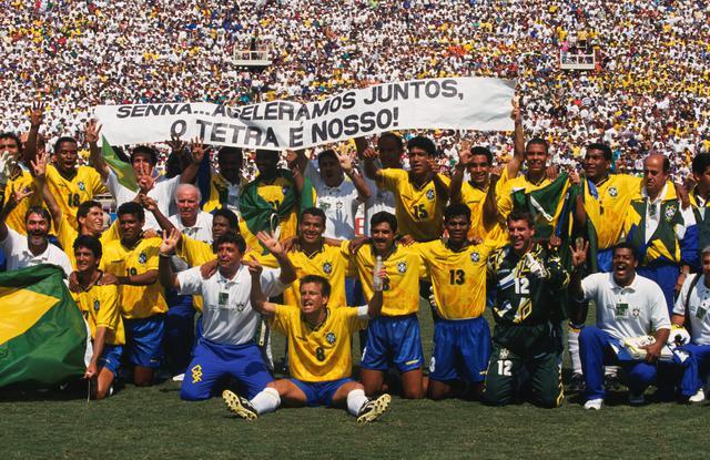 サッカー世界遺産「1994年W杯のブラジル代表」【連載第2回】 (1/3 ...