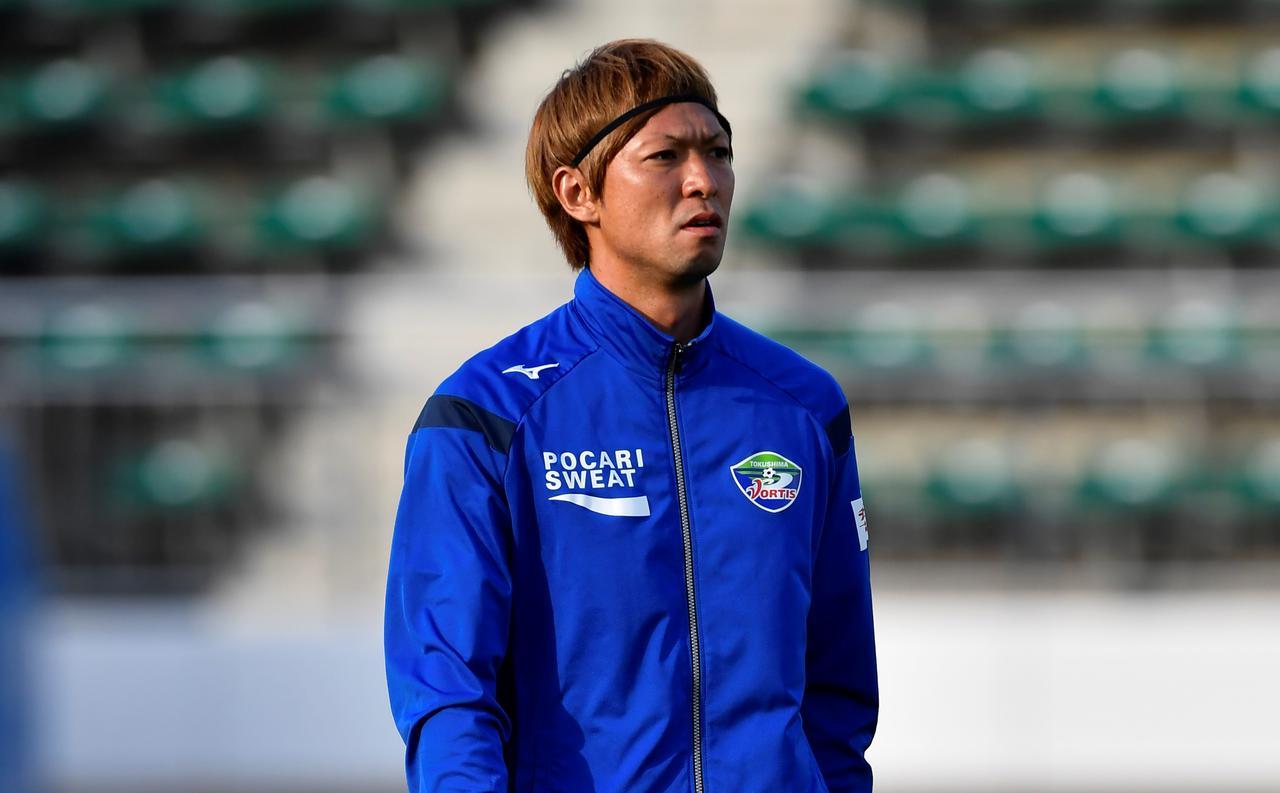 画像: 副キャプテンとしてチームを支える長谷川徹(写真◎J.LEAGUE)