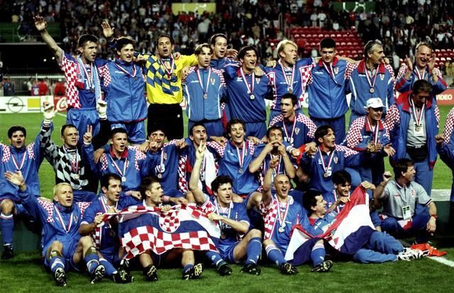 クロアチア サッカー 選手