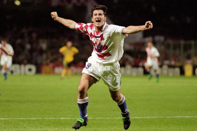 画像: フランスW杯でもゴールを量産し、得点王に輝いたシュケル(写真◎Getty Images)