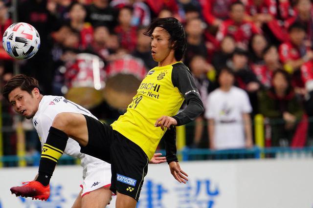 画像: 【柏】新天地でのJ1初陣を戦ったMF神谷優太「ひたむきに努力したい」 - サッカーマガジンWEB