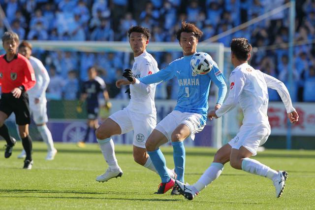 画像: 磐田の小川が2得点で山形を沈め、チームに勝利をもたらした(写真◎J.LEAGUE)