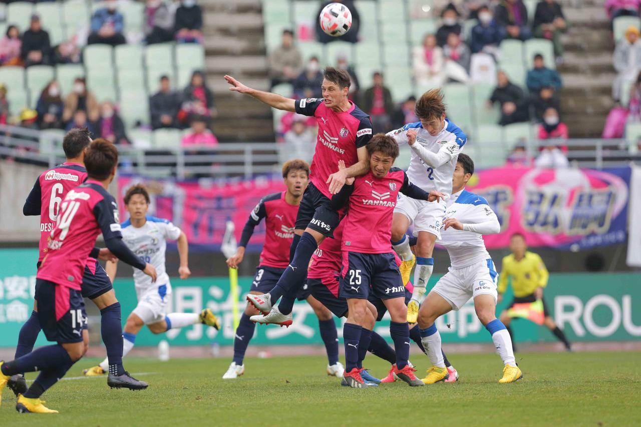画像: C大阪対大分はブルーノ・メンデスが挙げた得点を守り切ったC大阪に軍配(写真◎J.LEAGUE)