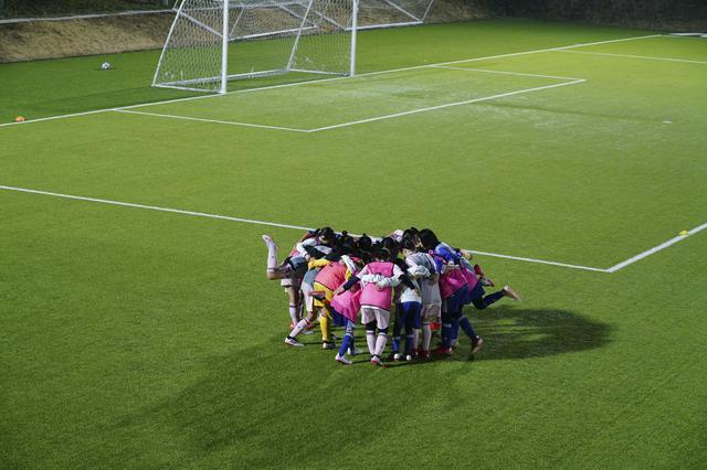 画像: 女子中学生にプレー環境を!
