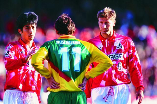 画像: 世界を知るギド・ブッフバルトは浦和レッズの躍進の立役者となった(写真◎J.LEAGUE)