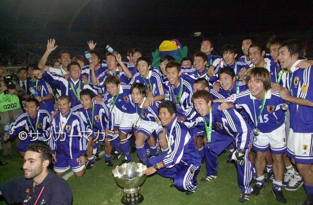 画像: 日本は平成4年(92年)大会以来2度目のアジア制覇を成し遂げた(写真◎サッカーマガジン)