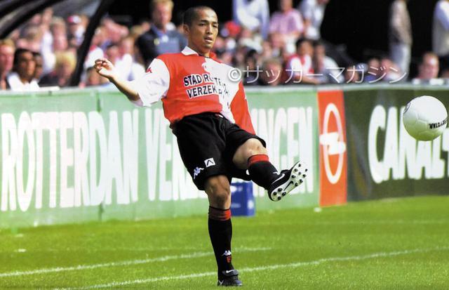 画像: 小野伸二がオランダのフェイエノールトに移籍(写真◎サッカーマガジン)