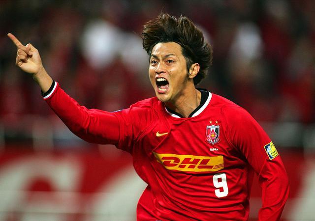 画像: ACL決勝第2戦で先制点を挙げた浦和の永井雄一郎(写真◎Getty Images)