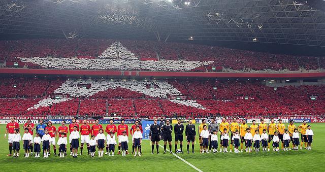 画像: 素晴らしい奮起の中で行なわれたACL決勝第2戦。浦和はサポーターの声援に応え、アジア王者の称号をに手にした(写真◎Getty Images)