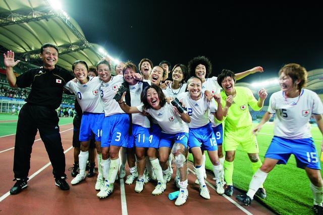 画像: なでしこジャパンは北京五輪でベスト4に進出した(写真◎Getty Images)