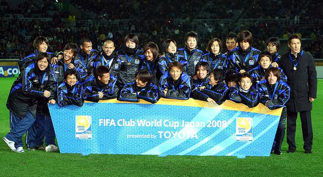 画像: G大阪は3位決定戦でパチューカ(メキシコ)を下し、世界3位の称号を手にした(写真◎Getty Images)