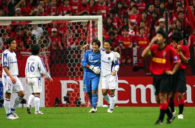 画像: ACL準決勝第2戦、浦和に先制される苦しい展開も3得点で逆転し、G大阪は決勝進出を決めた(写真◎J.LEAGUE)