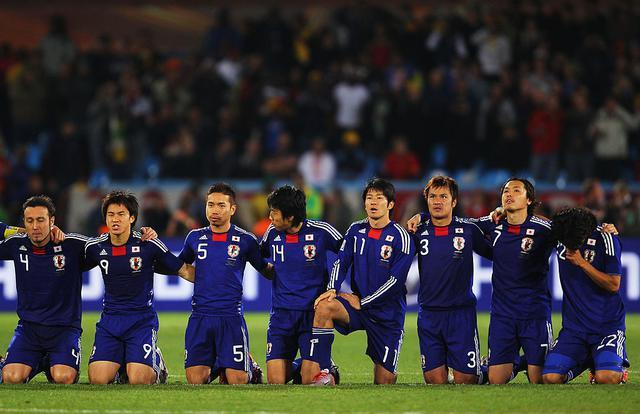 画像: PK戦はパラグアイが5人決めたのに対し、日本は駒野友一が失敗、3-5で敗れた(写真◎Getty Images)