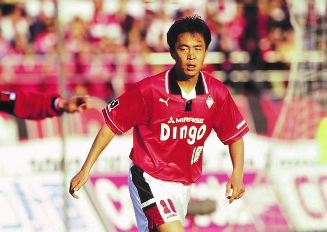 画像: 浦和レッズ時代(1992-2000)/写真◎J.LEAGUE