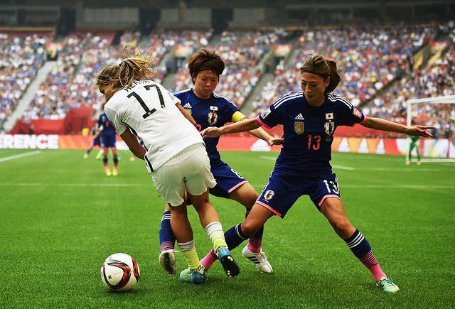 画像: 前回王者として女子ワールドカップに臨んだなでしこジャパンは、決勝に進出した(写真◎Getty Images)