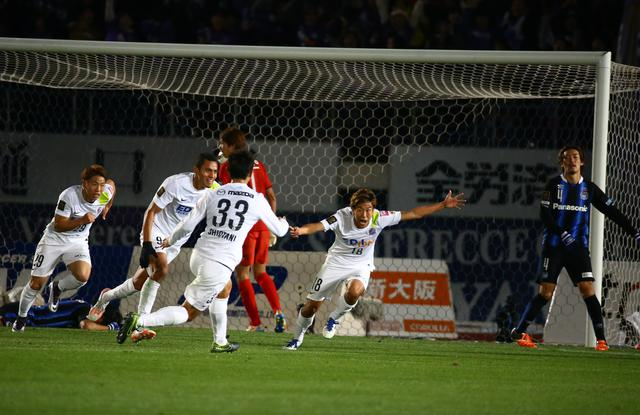 画像: CS第1戦で決勝点を挙げた広島の柏好文(写真◎J.LEAGUE)