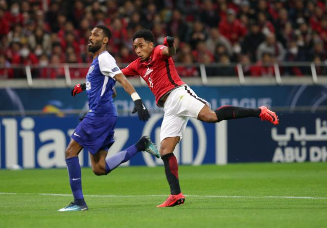 画像: ACL決勝の2試合ともでゴールを挙げた浦和レッズのラファエル・シルバ(写真◎サッカーマガジン)