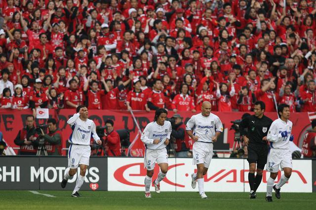 画像: 最終節、埼玉スタジアムで先制ゴール。連覇にはつながらなかったものの、浦和を追い詰めた(写真◎J.LEAGUE)