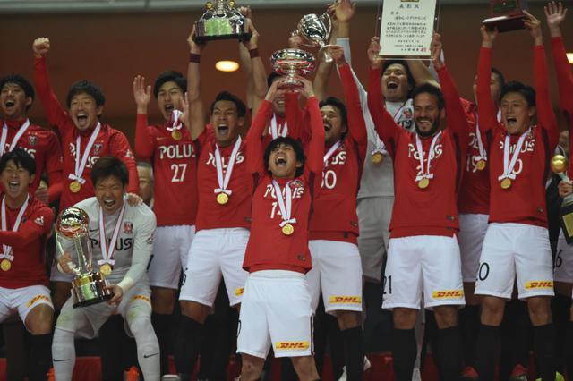 画像: 天皇杯は12大会ぶりに浦和が制した(写真◎Getty Images)