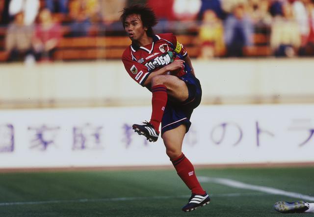 画像: 鹿島アントラーズ時代(1993-2006)/写真◎J.LEAGUE