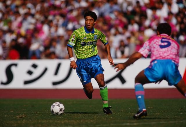 画像: ベルマーレ平塚時代(1994-97)/写真◎J.LEAGUE