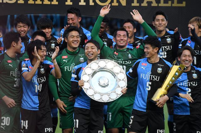 画像: 川崎FがJ1連覇を達成。前年より進化して、勝利を重ねた(写真◎Getty Images)