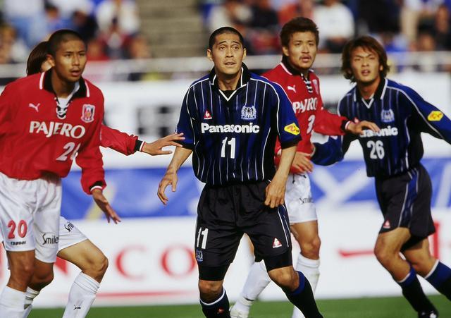 画像: ガンバ大阪(1993-2005)/写真◎J.LEAGUE