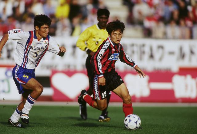 画像: コンサドーレ札幌時代(1996-99)/写真◎J.LEAGUE