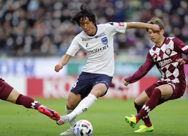 画像: 横浜FC時代(2019-)/写真◎J.LEAGUE