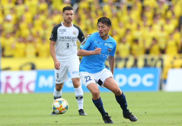 画像: 横浜FC時代(2018-)/◎写真◎J.LEAGUE