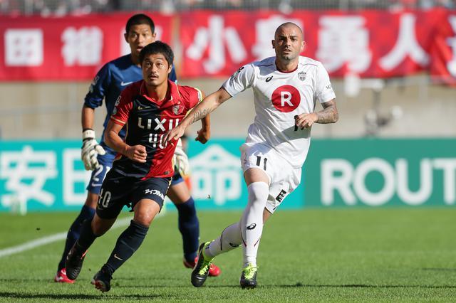 画像: 日本での実績は十分。この年もコンスタントに結果を残した(写真◎J.LEAGUE)