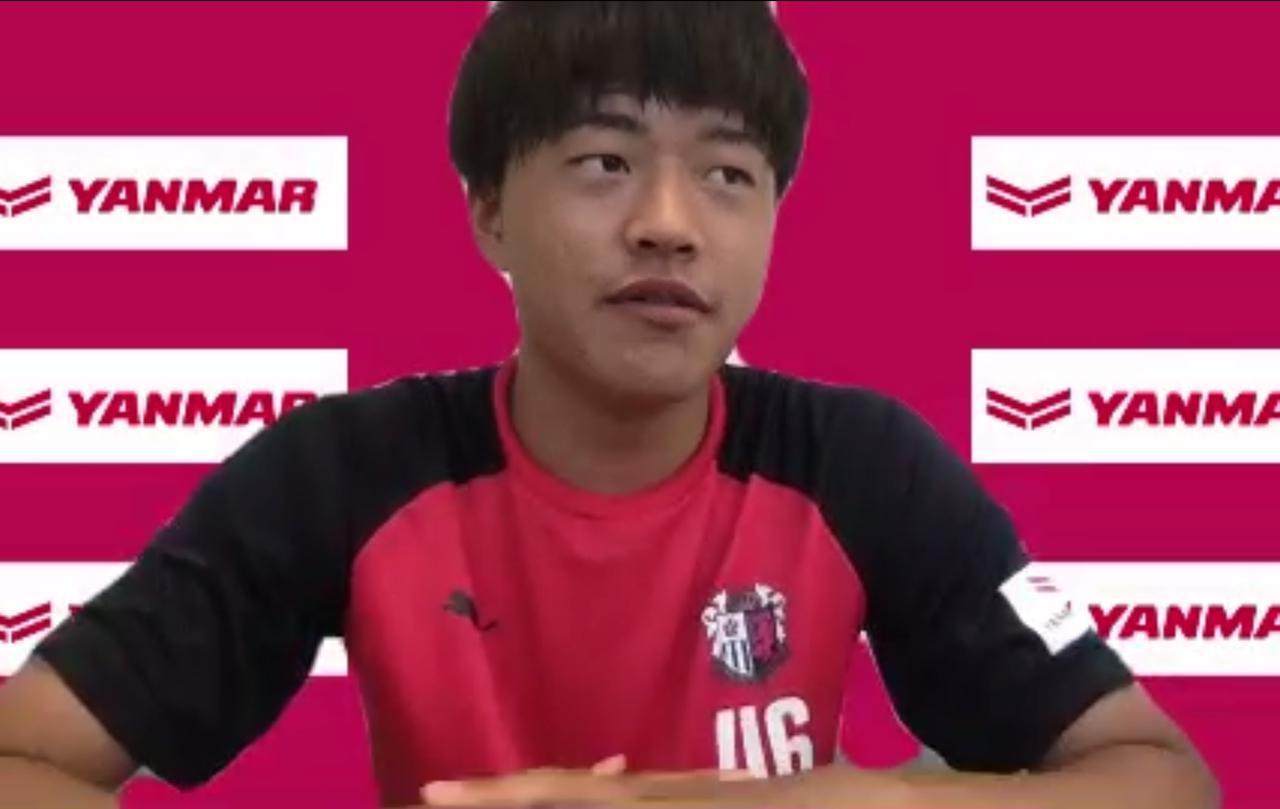 画像: 田平起也はルーキーとは思えないほど堂々と語る(写真◎スクリーンショット)