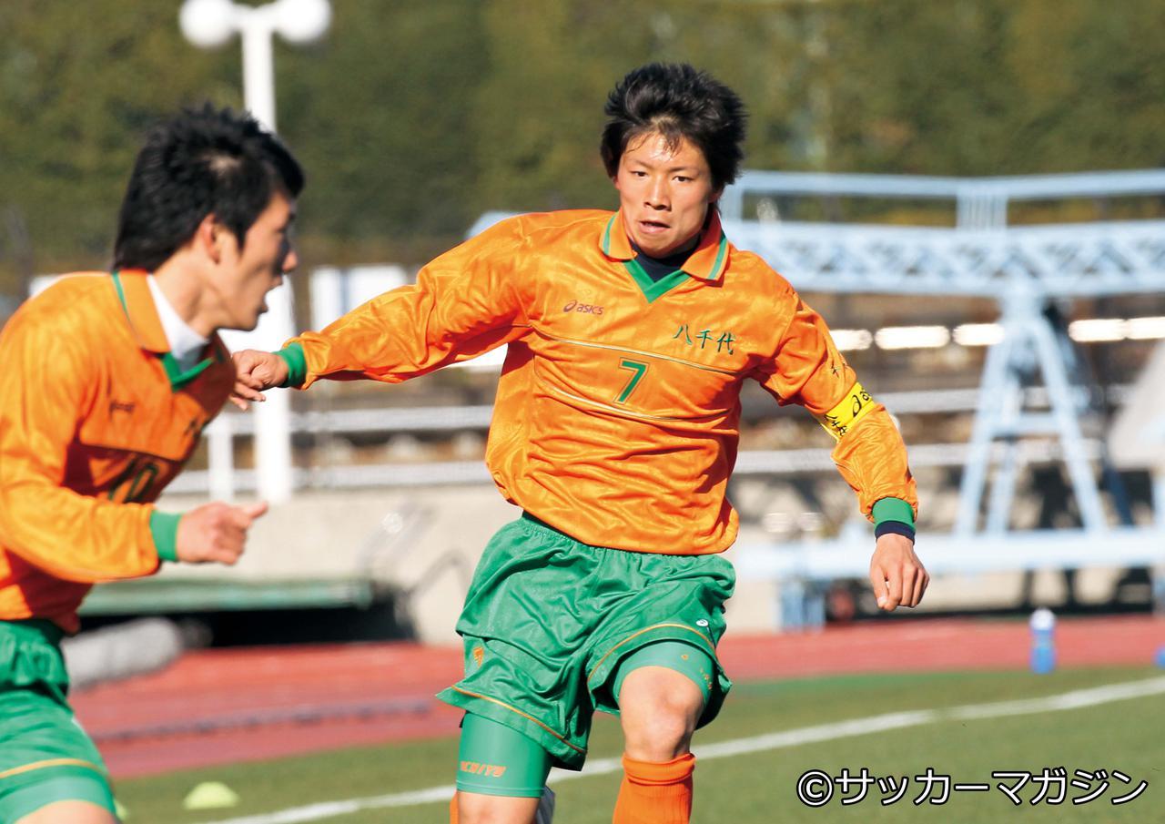 画像: 長澤和輝(八千代高校)