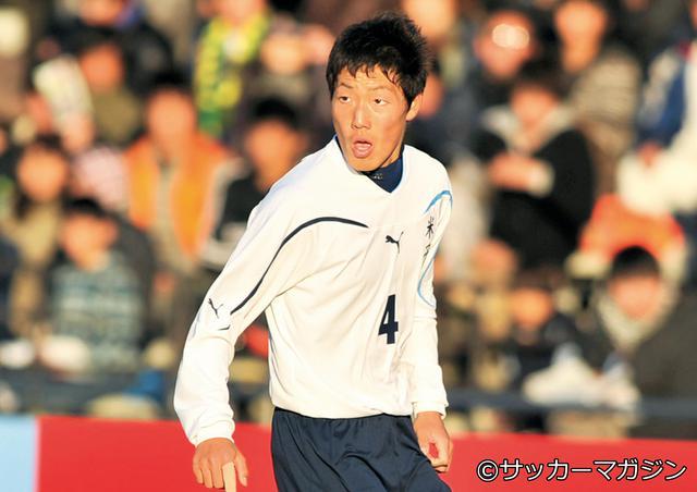 画像: 昌子源(米子北高校)