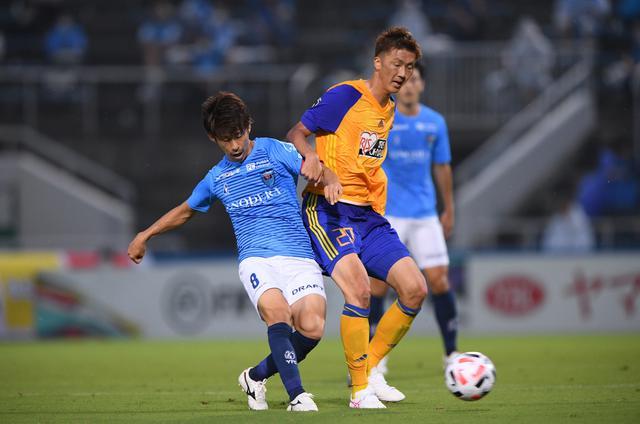 画像: 横浜FC対仙台は互いに1点ずつを取り合って、勝ち点も1点ずつ分け合う結果となった(写真◎J.LEAGUE)